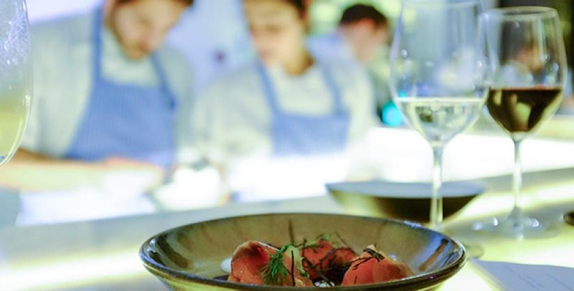 cevicheria restaurante sofisticado chef kiko martins ceviche comida peruana cozinha de autor principe real lisboa 1