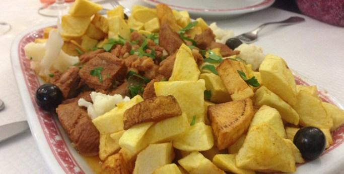 adega tipica da tala - sintra comida tradicional portuguesa grupos restaurante familiar 1