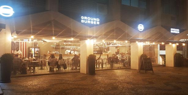ground burger