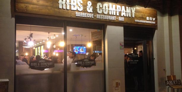 ribs and company restaurante americano carnes fumadas odivelas