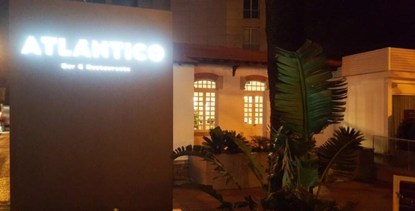 atlantico restaurante e bar sofisticado hotel intercontinental estoril peixe marisco vista mar
