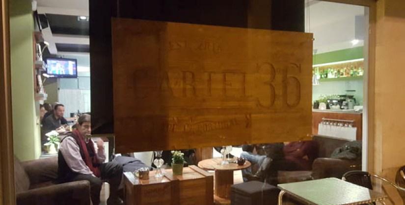 cartel 36 restaurante carne partilha petiscos carnes parque das nacoes lisboa porta