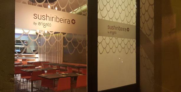sushiribeira by arigato restaurante japones sushi sashimi cais do sodre lisboa