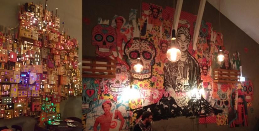 el clandestino restaurante mexicano peruano tacos ceviches tequilla margaritas bairro alto lisboa interior2