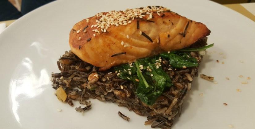 rice me restaurante arroz vegetariano vegan sao sebastiao lisboa salmao