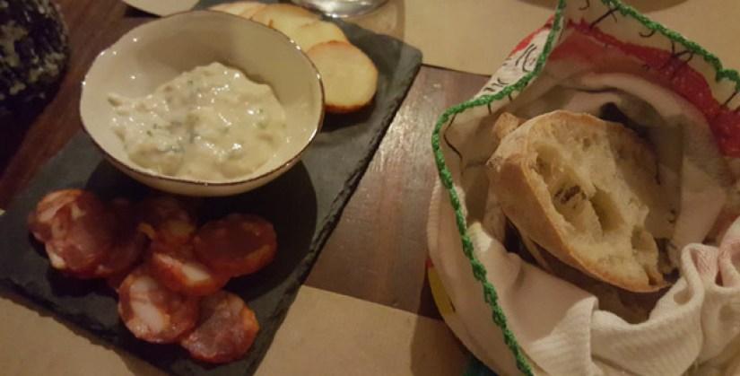 taberna dos gordos tasca moderna petiscos comida tradicional principe real lisboa couvert