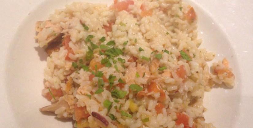 restaurantes dublin - milano risotto