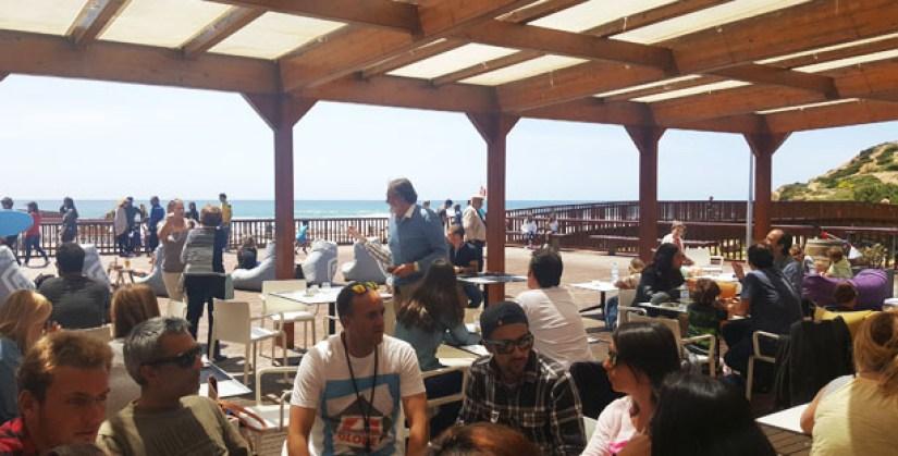 ribeira d ilhas restaurante de praia ericeira esplanada