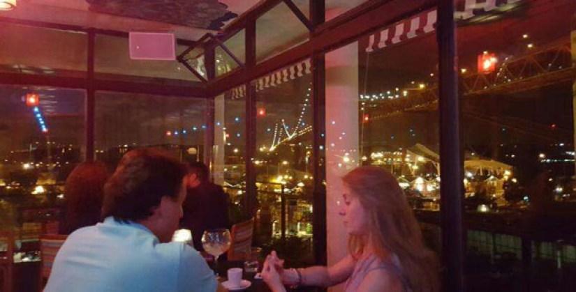 rio maravilha restaurante