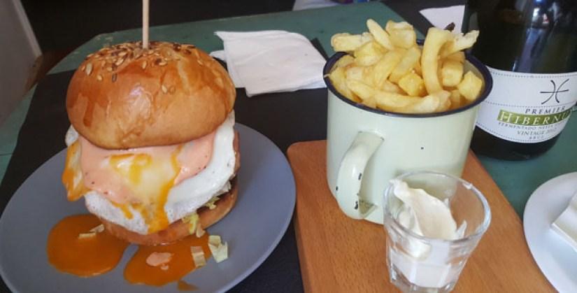 la vara hamburgueria burgers coimbra 1