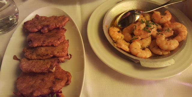 doc cod restaurante peixe bacalhau docas lisboa pataniscas