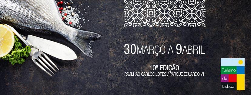 NOTÍCIA: já começou o Peixe em Lisboa