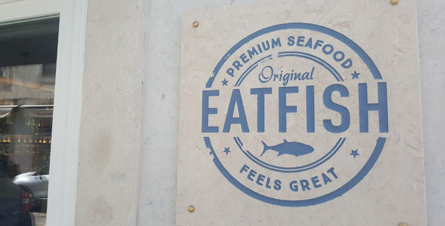 eatfish restaurante peixe sofisticado gin bar petiscos ceviches tartatos cais do sodre lisboa