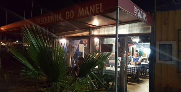 tasquinha do manel restaurante tradicional tasca peixe vilamoura algarve
