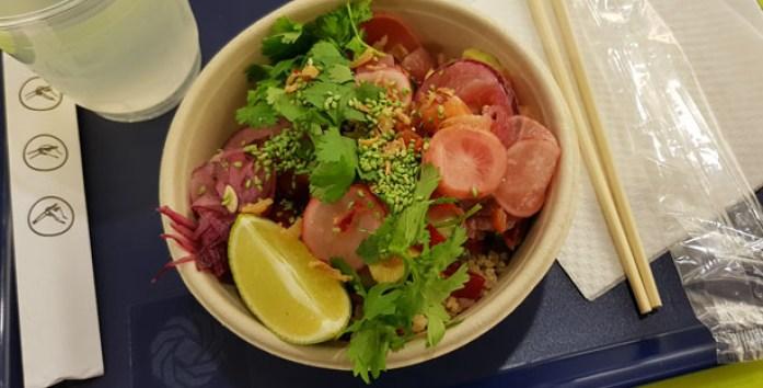 poké bowls comida havaiana ceviche fast food comida saudavel oeiras parque poke bowl salmao e beterraba