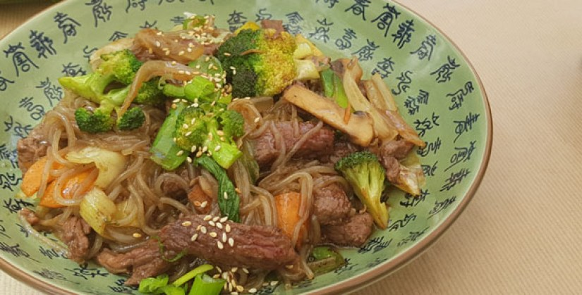 restaurante Boa-Bao Chiado - comida asiátia