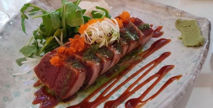 saiko restaurante japones sushi fusao cozinha de autor restaurante sofisticado estoril tataki atum