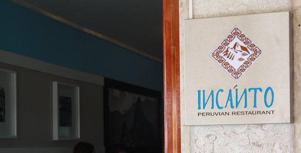 NOVIDADE: Incanto Peruvian Restaurant (Cascais)