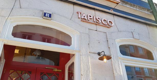 tapisco restaurante petiscos tasca moderna chef henrique sa pessoa comida espanhola tapas principe real lisboa