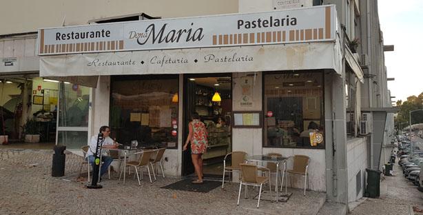 Restaurante Dona Maria Roma Areeiro