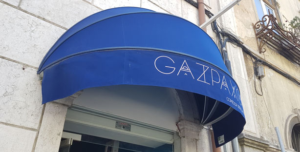 GAZPAXO – COMEDOR IBERICANO