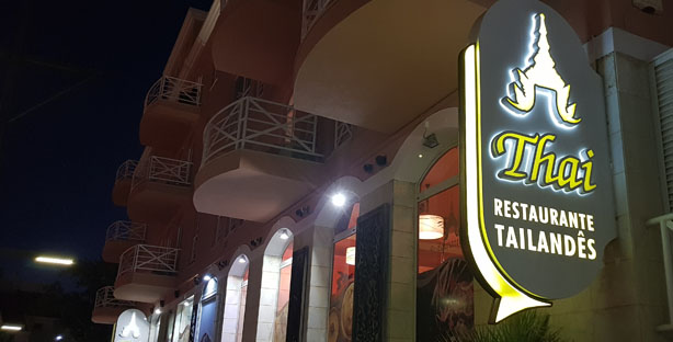 Restaurante Thai Vilamoura