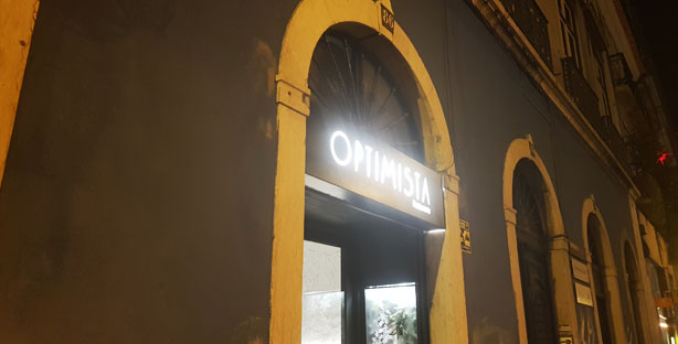 Restaurante Optimista