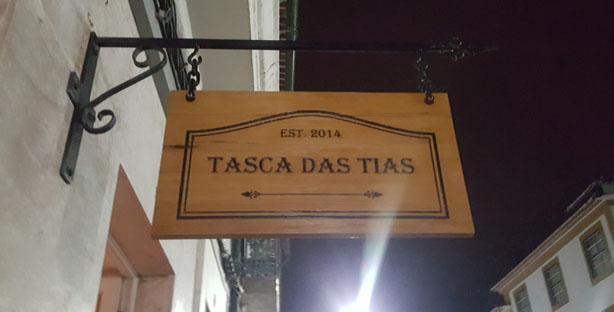 TASCA DAS TIAS (Terceira, Açores)