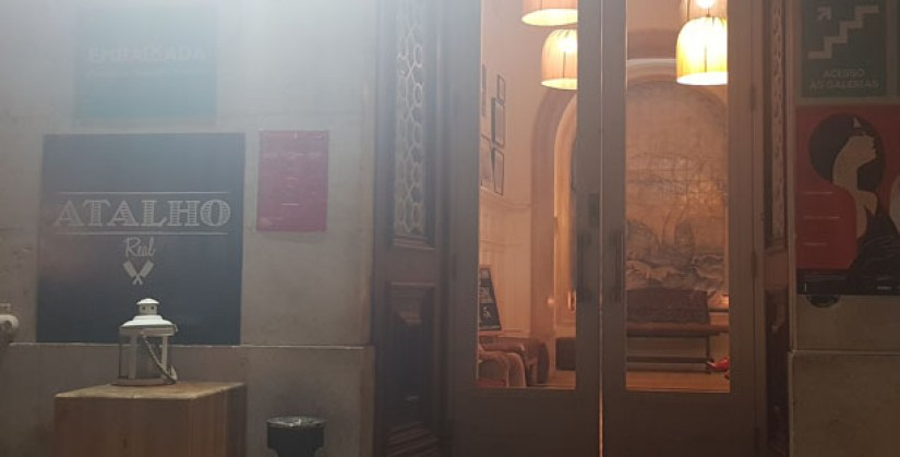 atalho real restaurante príncipe real