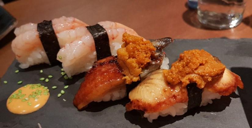 unique sushi lab