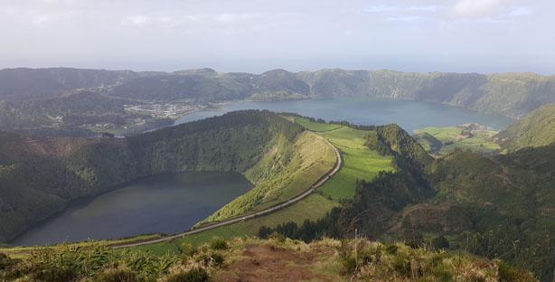 A nossa viagem à Ilha de São Miguel (Açores)