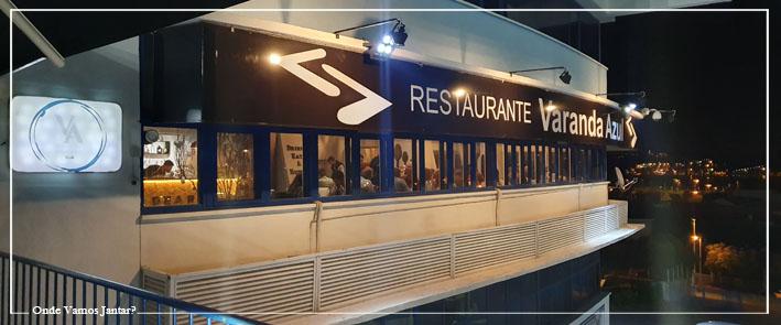 varanda azul restaurante