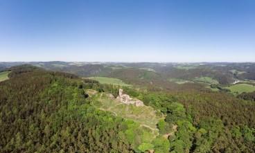 Foto z dronu - pohledy z nebe