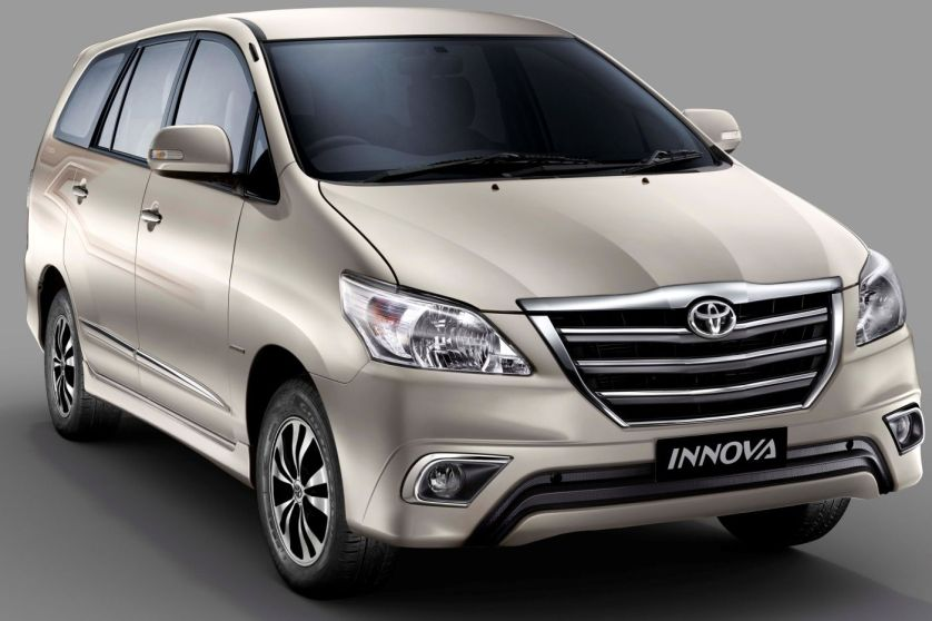 all new toyota innova 2015