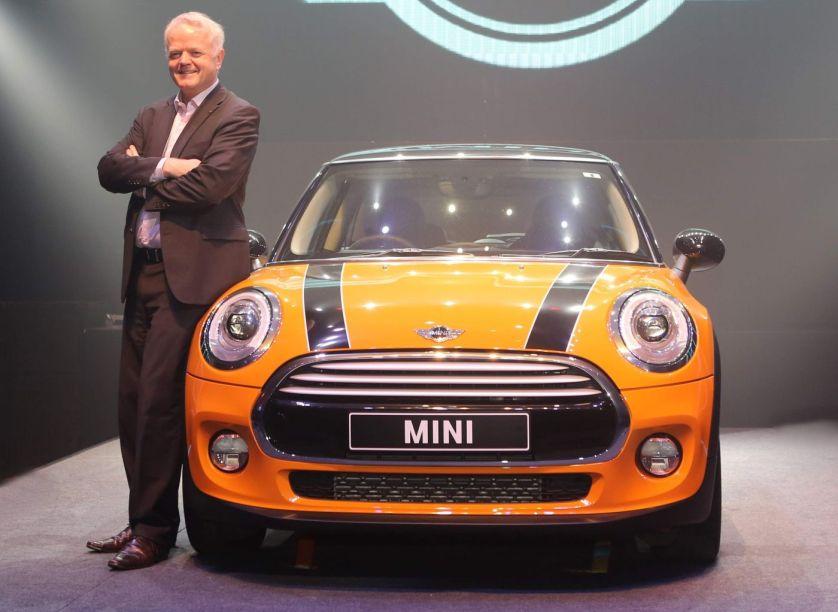 BMW new Mini 3-door MINI 5-door India
