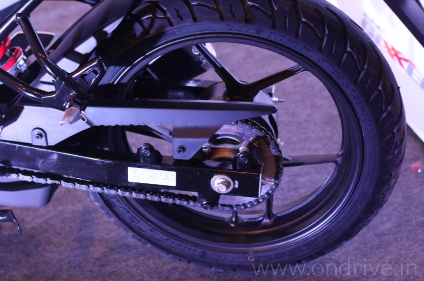 Suzuki Gixxer 155cc naked bike