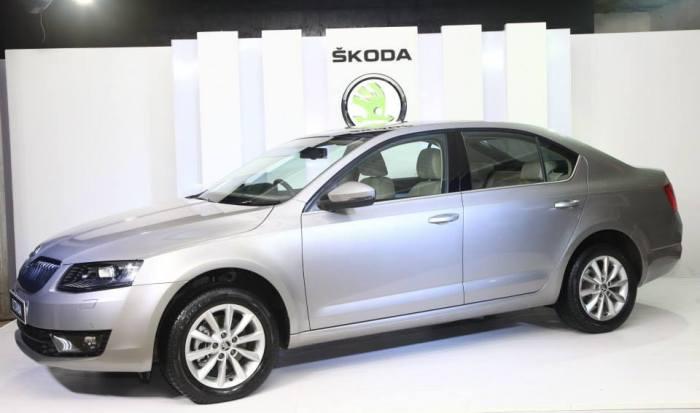 third generation SKODA Octavia