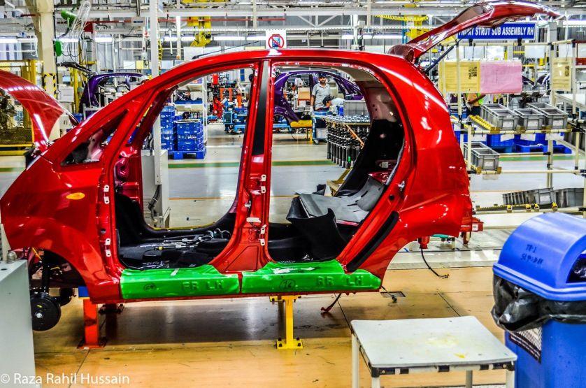 Tata Nano Plant