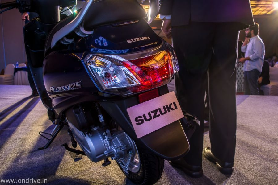 Suzuki All New Access 125