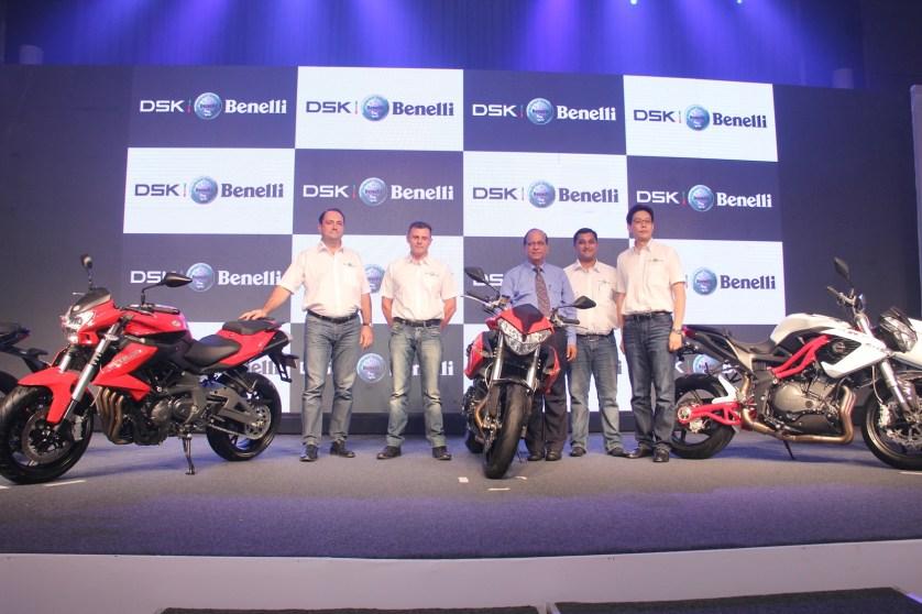 DSK Motorwheel Benelli