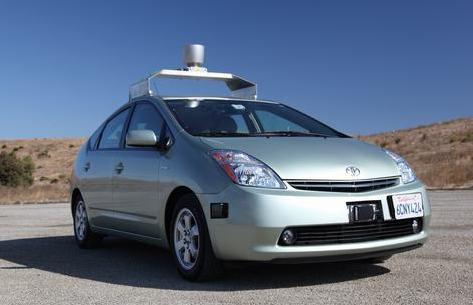 Google Sef-Driving Car