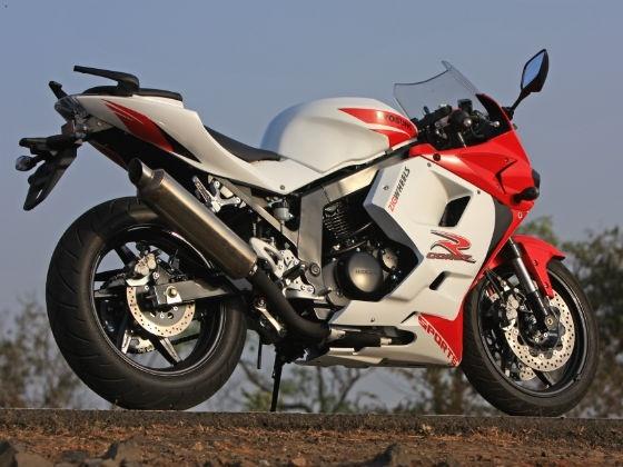 Hyosung GT250R India