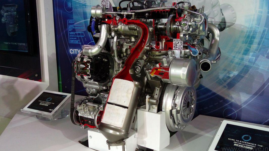 Tata Zica Diesel Engine
