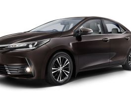 New Corolla Altis 2017