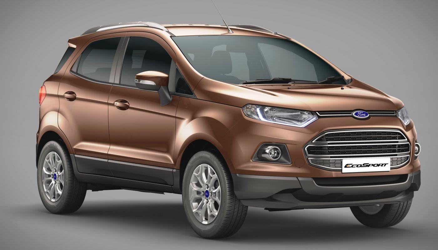 new ford ecosport launch improved diesel engine lakh. Black Bedroom Furniture Sets. Home Design Ideas