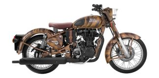 Royal Enfield Limited Edition World Motorcycle