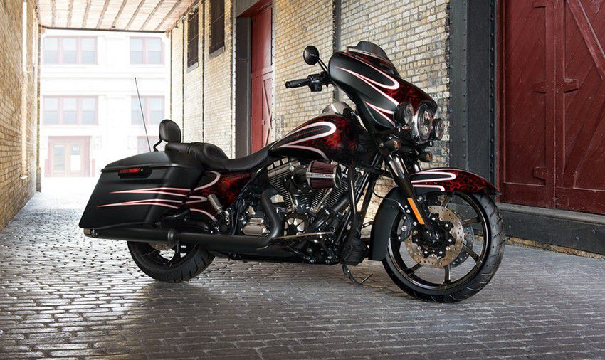 Harley-Davidson India Street Glide Special