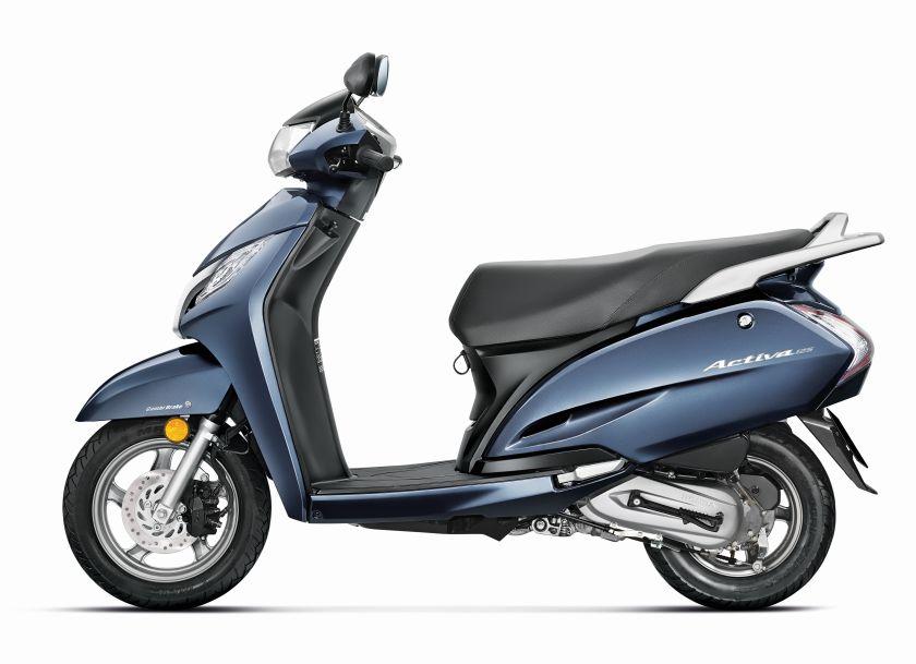 Honda new Activa 125