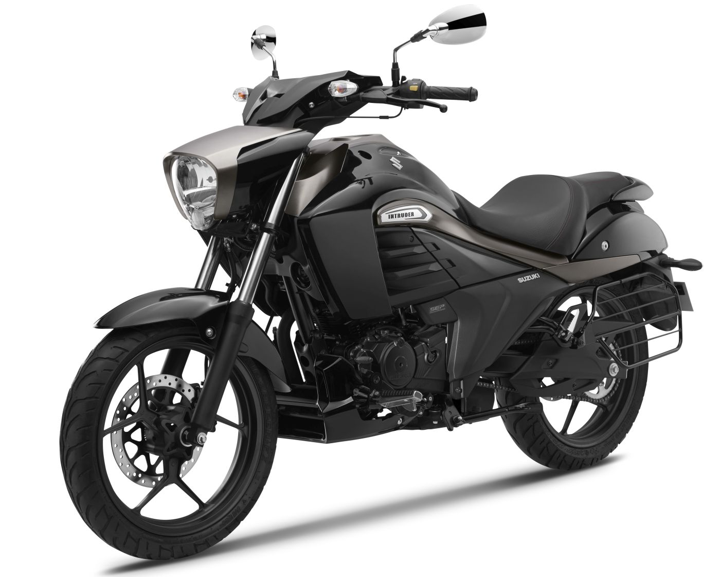 Suzuki 155cc Intruder - The Cruiser bike launched in India, Price Rs