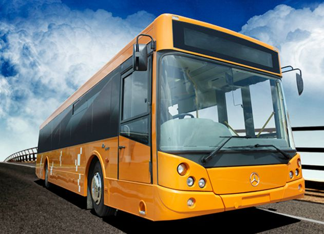 Mercedes Benz City Bus